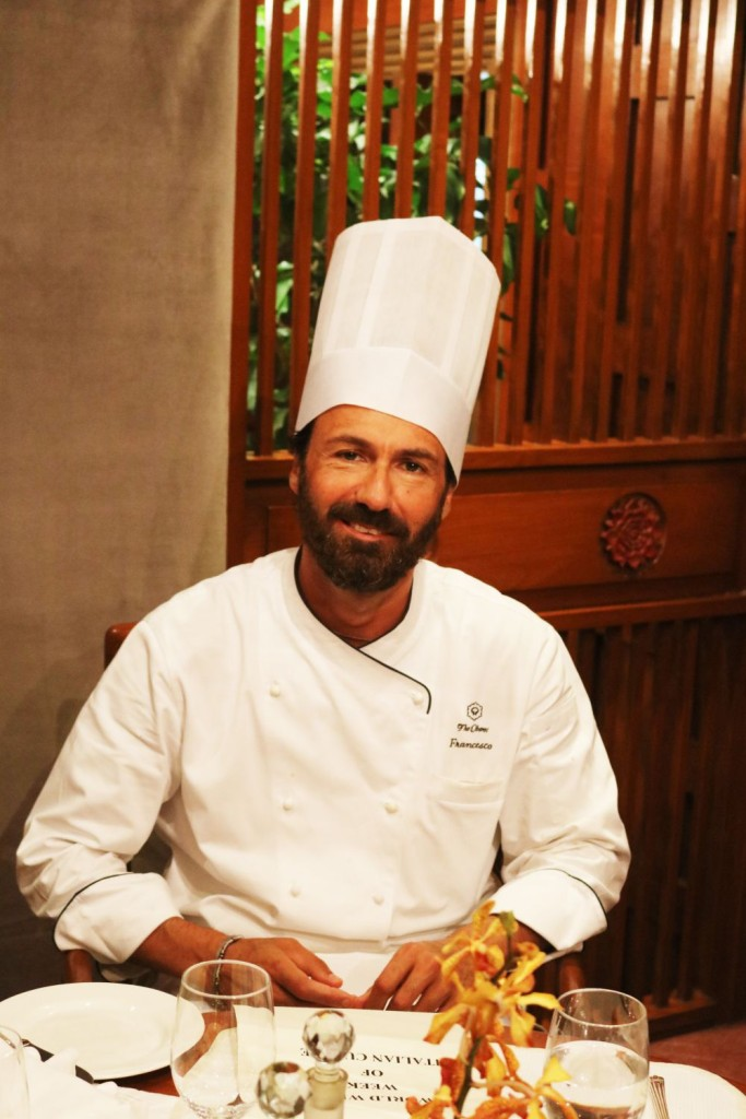 Chef Francisco Francavilla