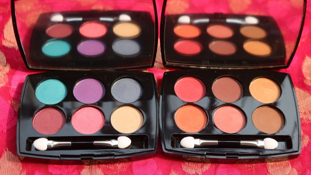 Lakmé Absolute Illuminating Eyeshadow Palettes