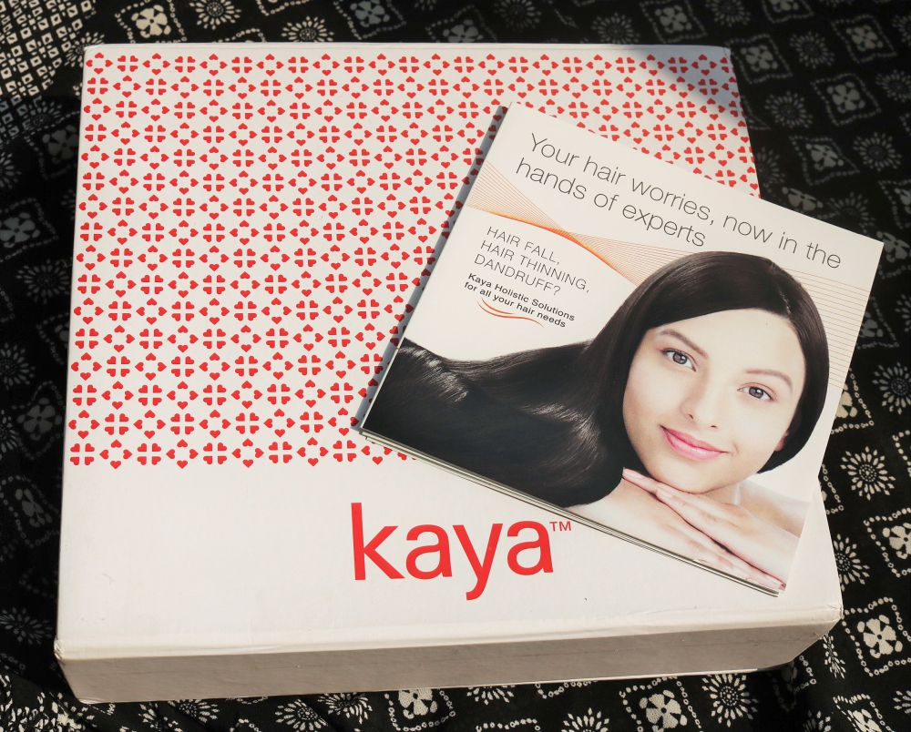 Kaya Ultimate 360° Hair Elixir Therapy