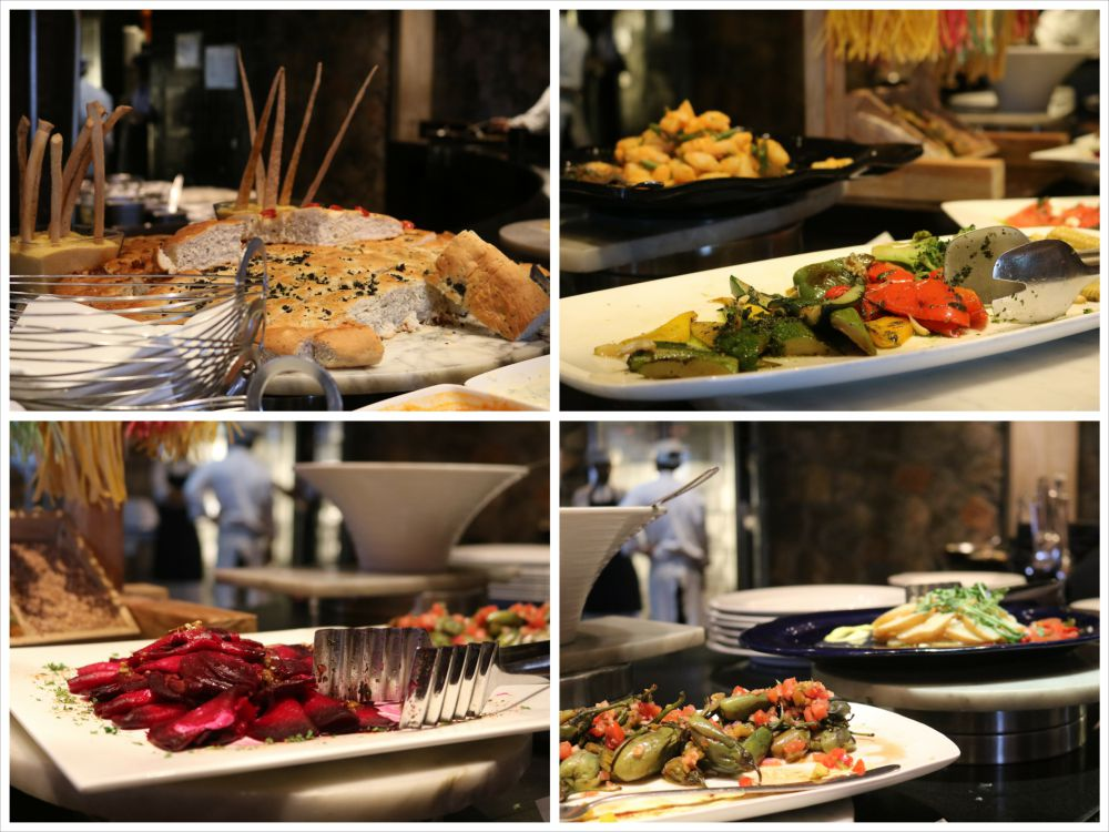 Sunday Pranzo at La Cucina
