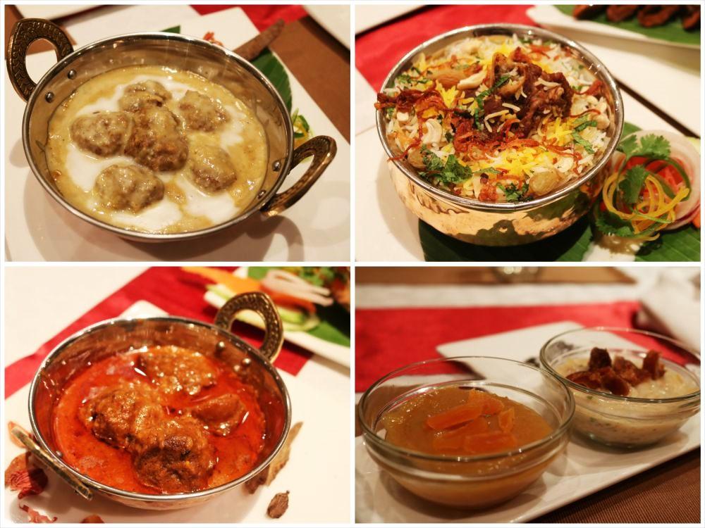 Kashmir Ki Curry, Kalash, HHI