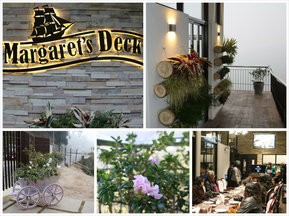 Margaret's Deck