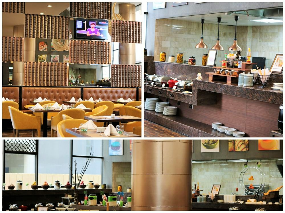 Social Kitchen, Holiday Inn Kolkata Airport
