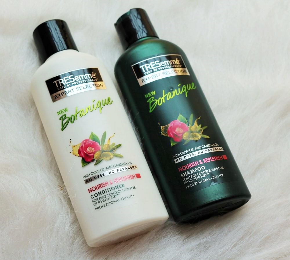 TRESemmé Botanique Nourish & Replenish Shampoo & Conditioner