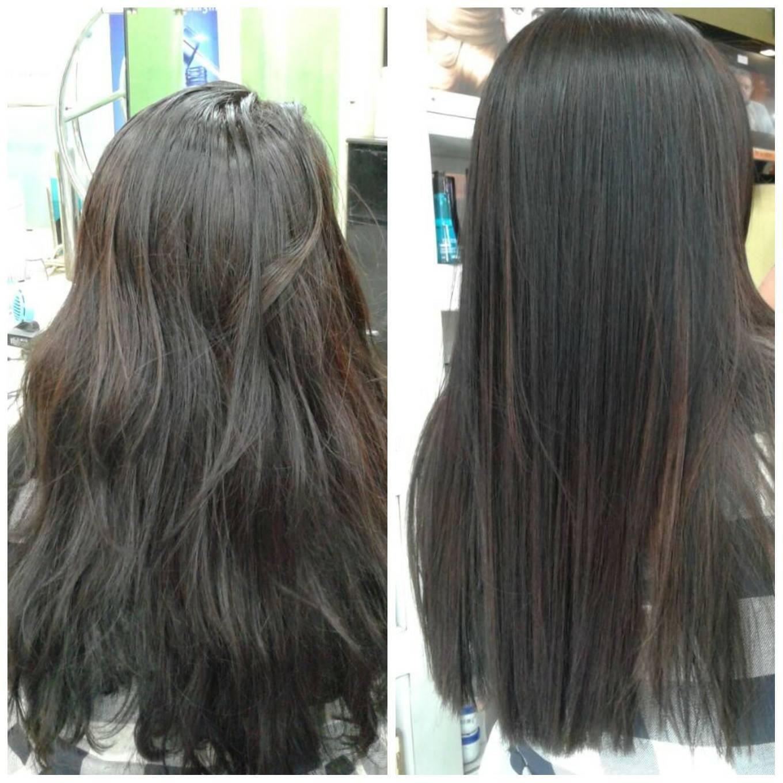 Gkhair Global Keratin Hair Taming System My Experience