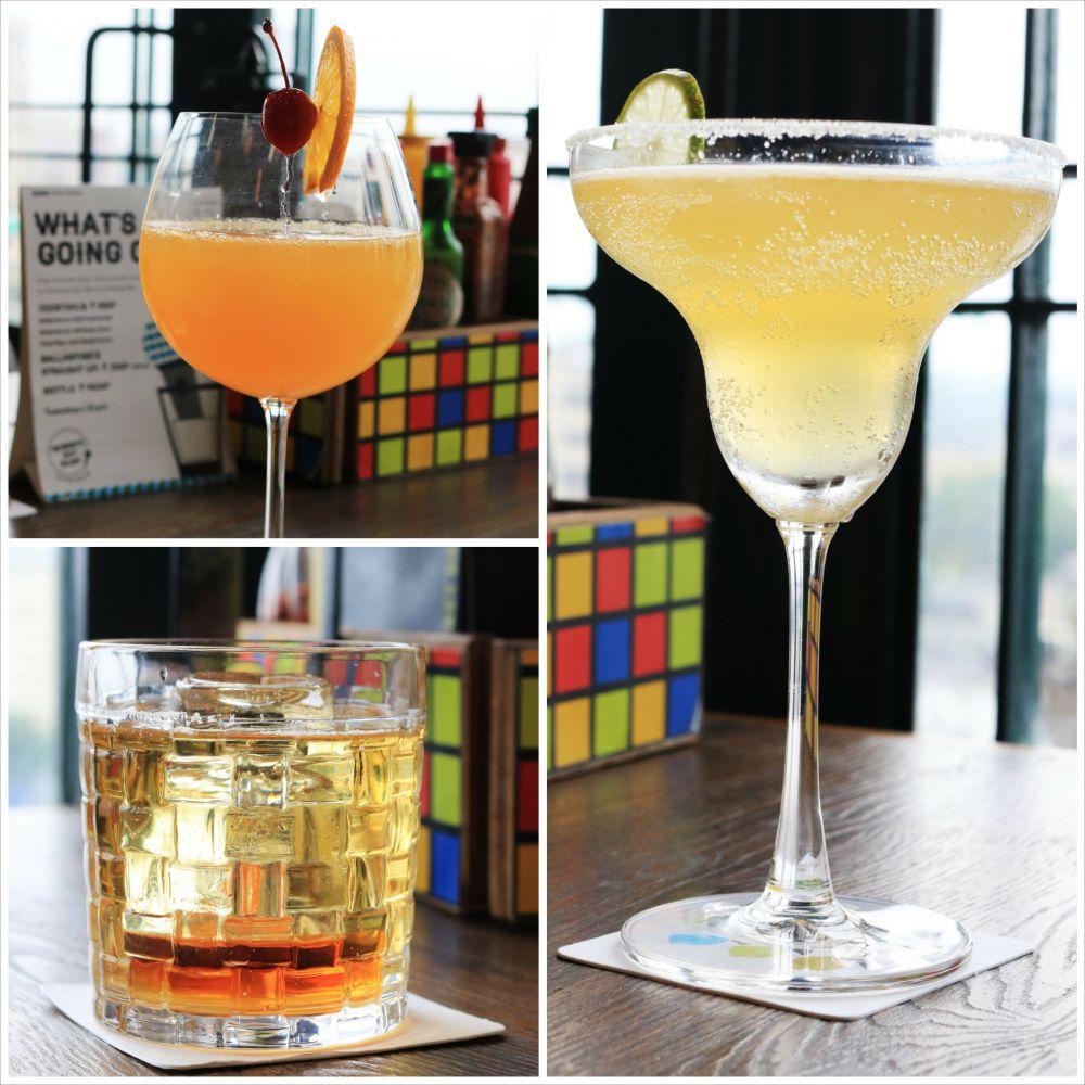 Beer Mrket Cocktails