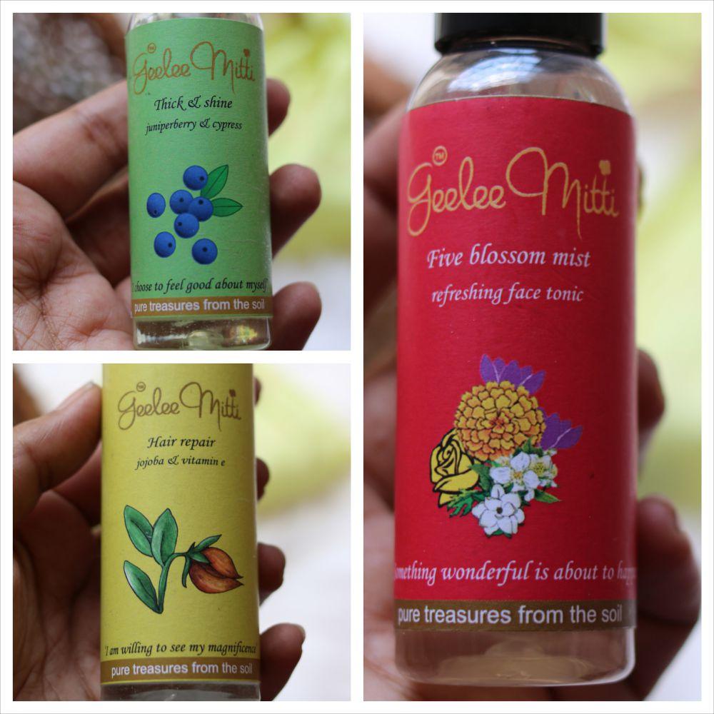 Geelee Mitti Essential Oils