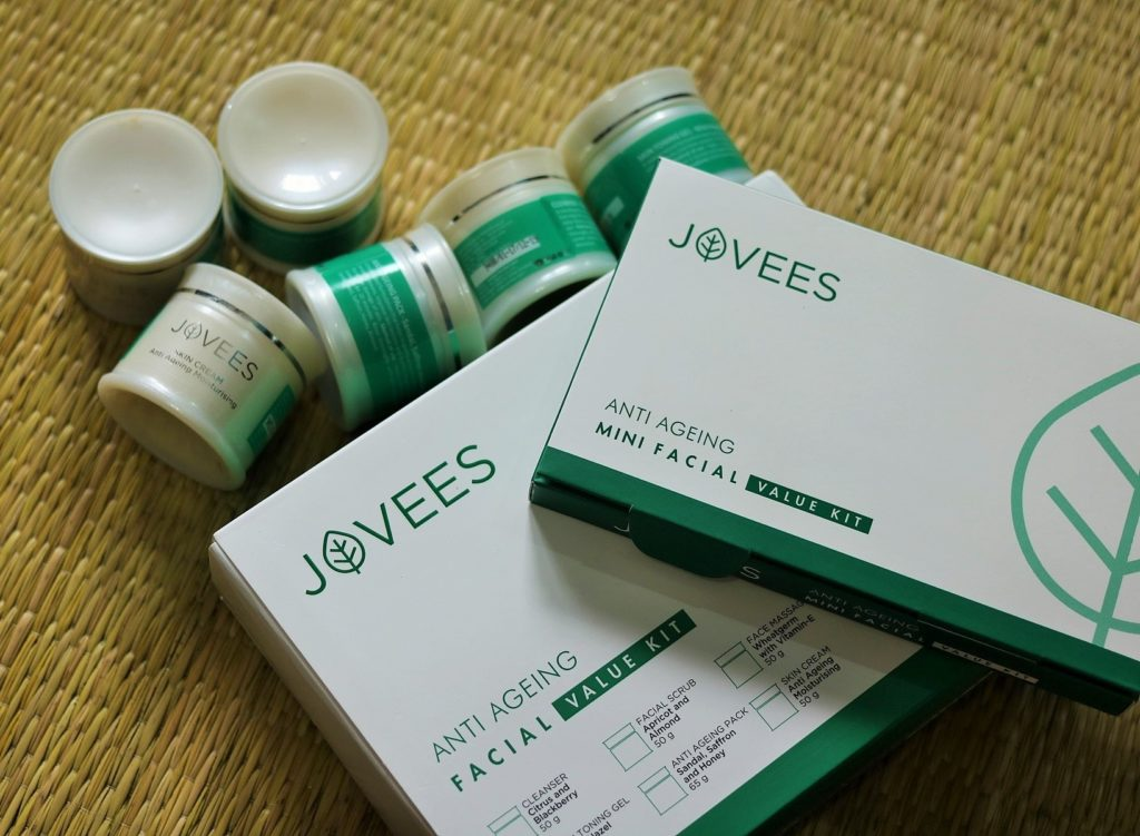 Jovees Anti Ageing Facial Value Kit