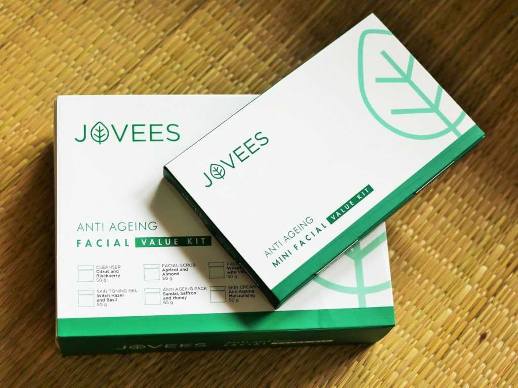 Jovees Anti-Ageing Facial Value Kit