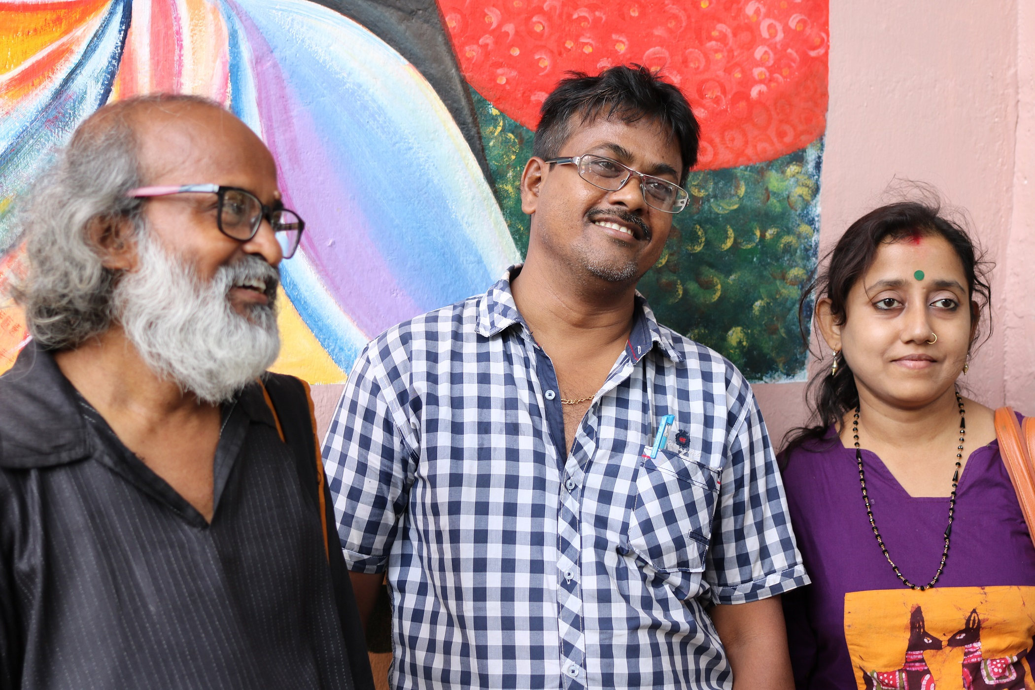 Kolkata Street Art Festival by Berger Paints India