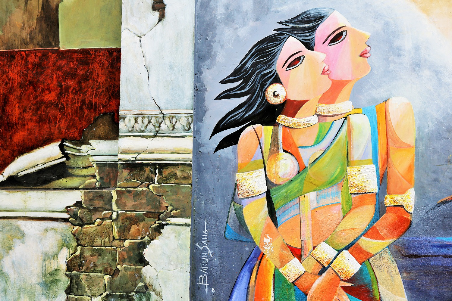 Kolkata Street Art Festival by Berger Paints India