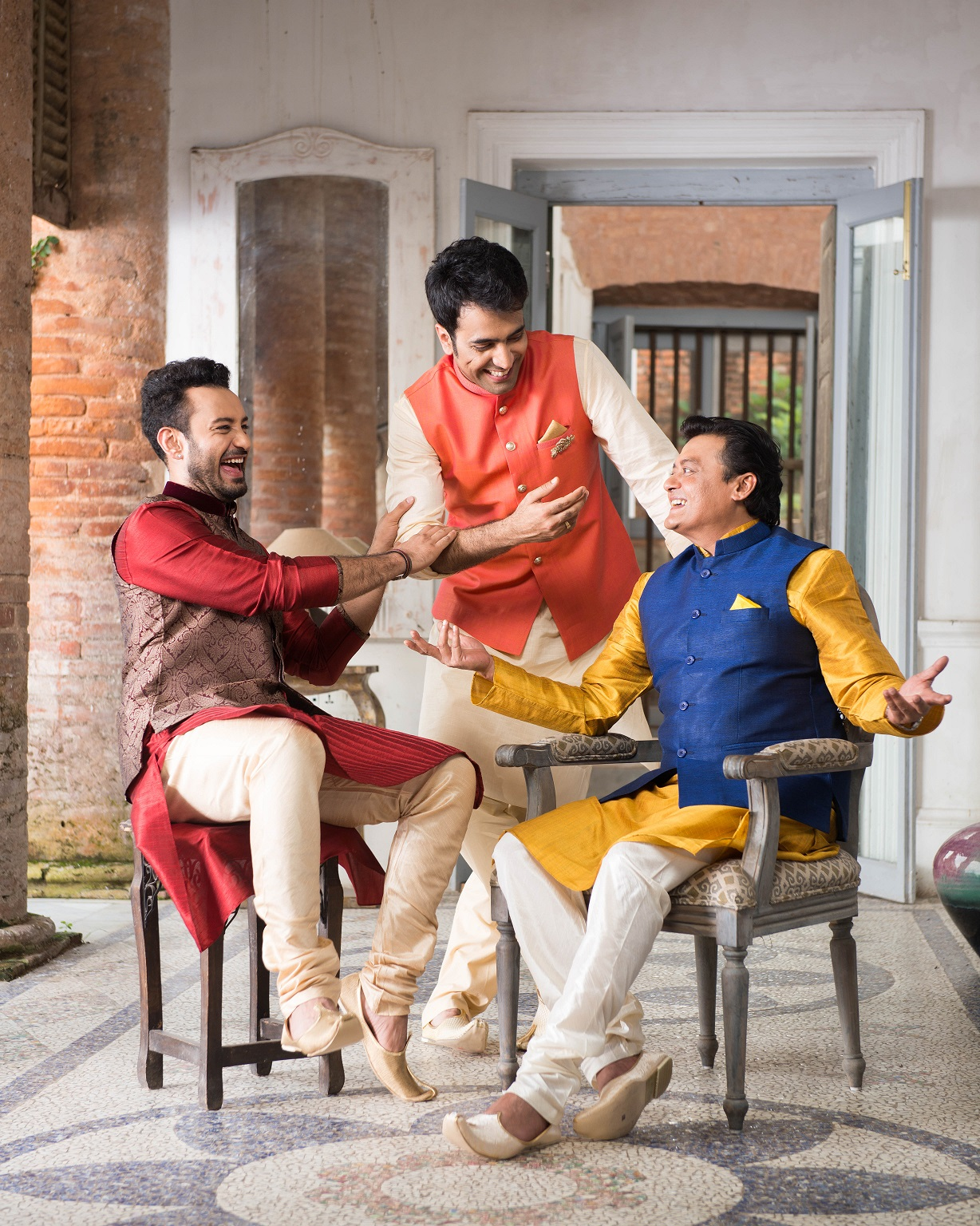 Manyavar Durga Puja Collection