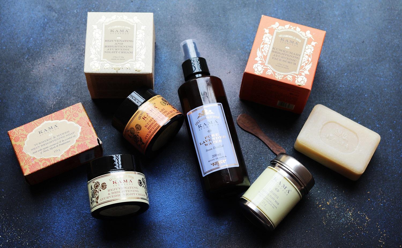 Pujo Skincare Routine with Kama Ayurveda