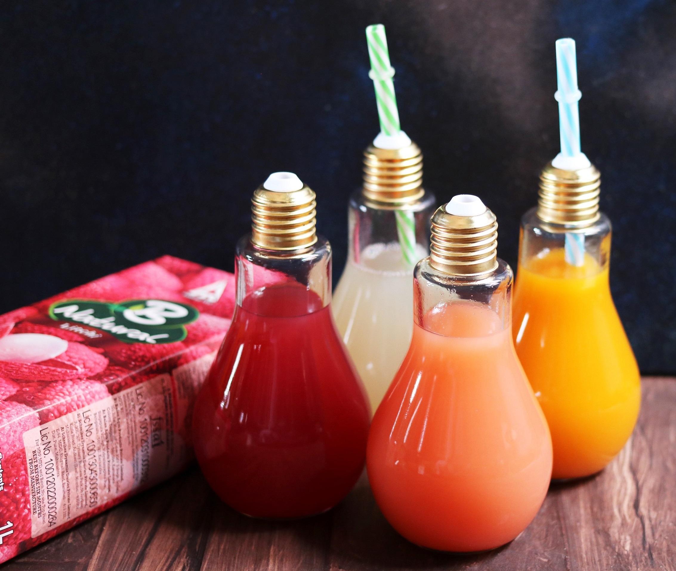 B Natural Fruit Juices
