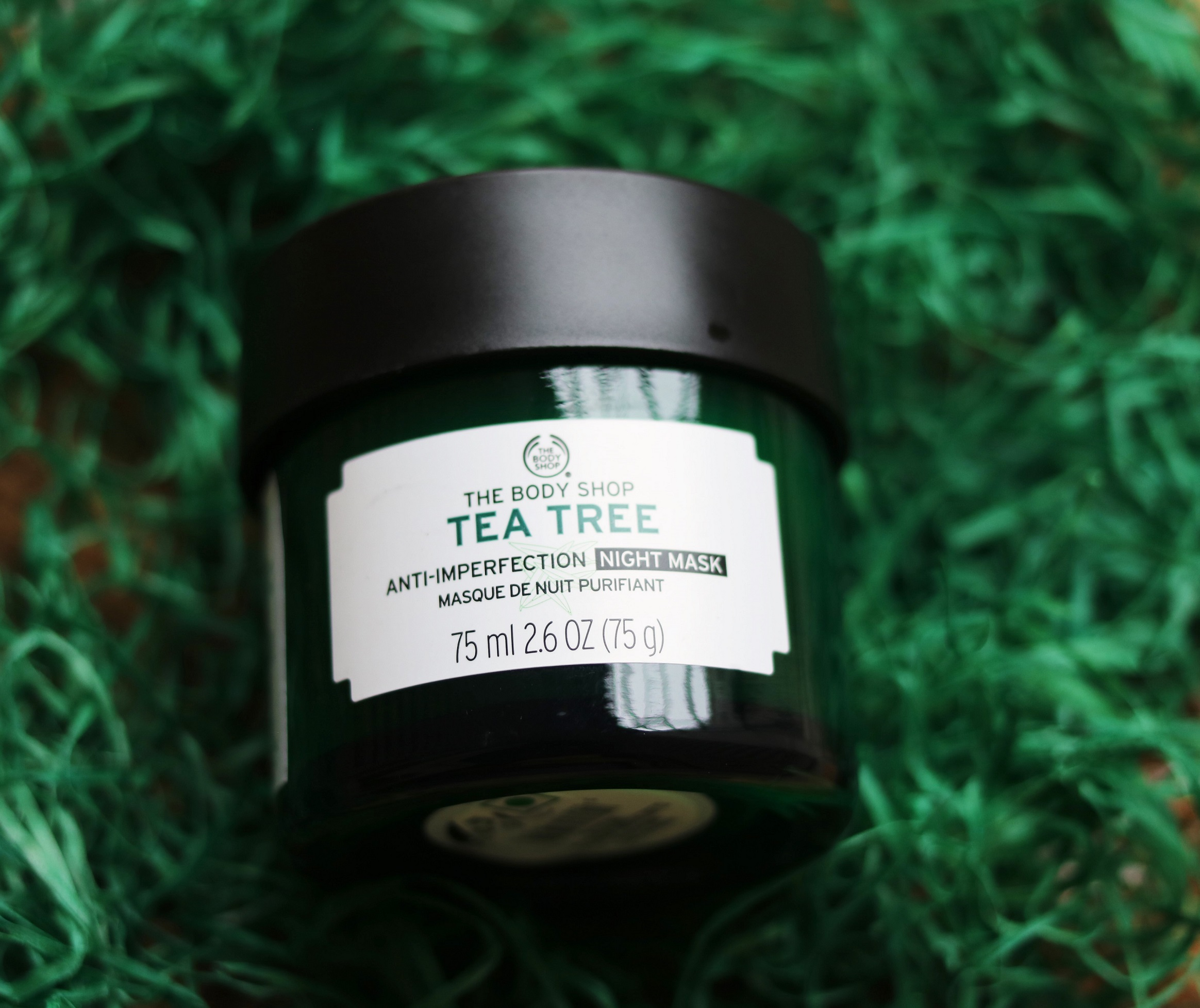 Body Shop Tea Tree Anti-Imperfection Night Mask