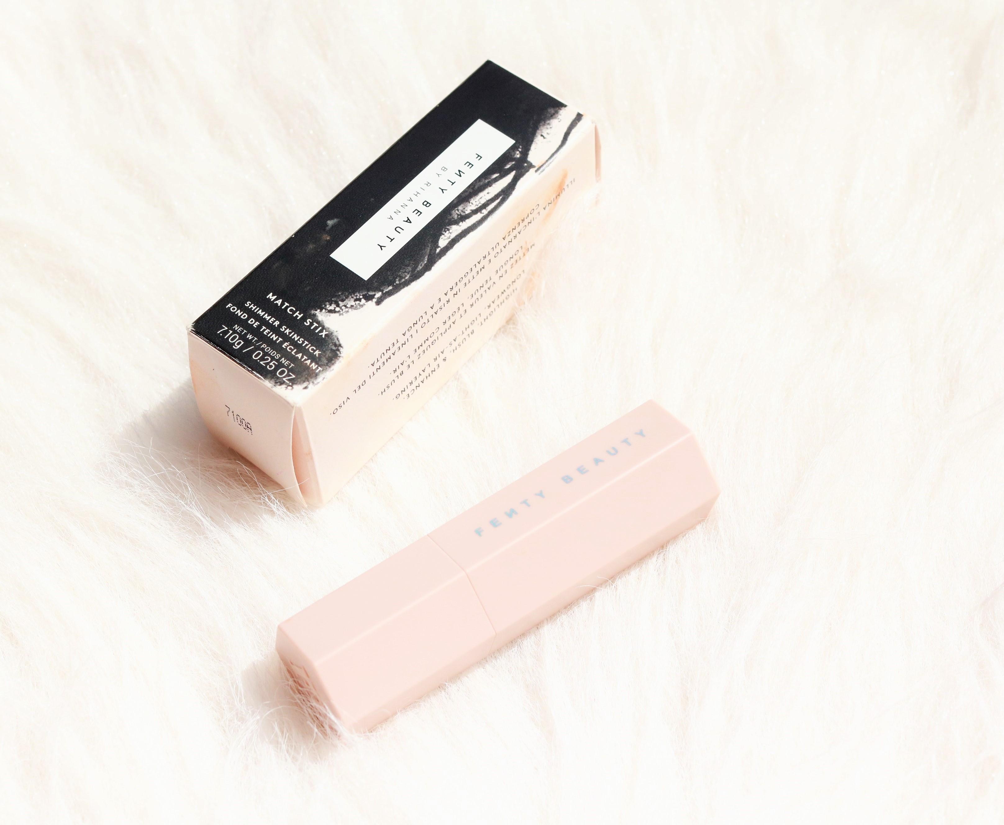 Fenty Beauty Match Stix Shimmer Skinstick by Rihanna Sinamon