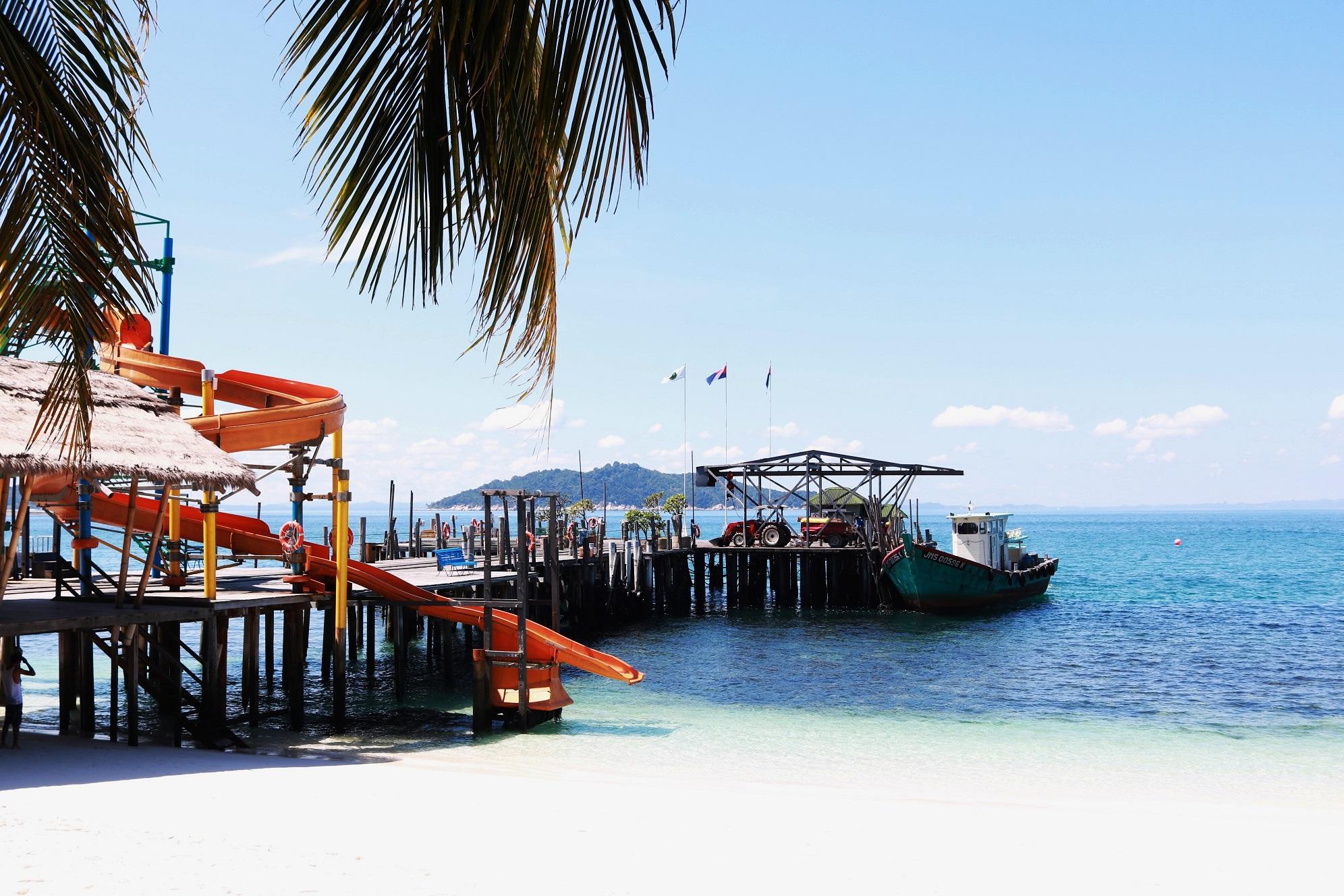 Rawa Island, Johor