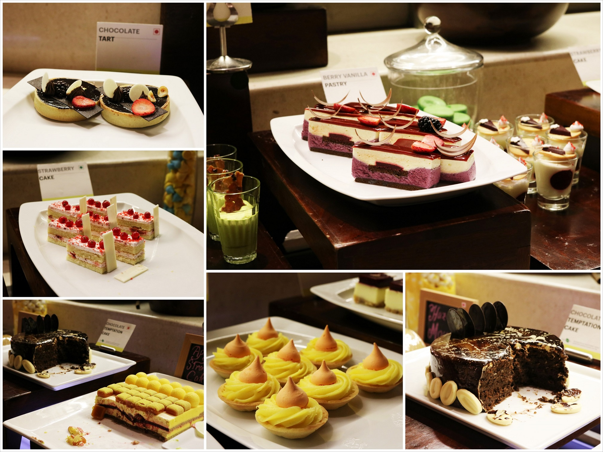 Seasonal Tastes, The Westin Kolkata