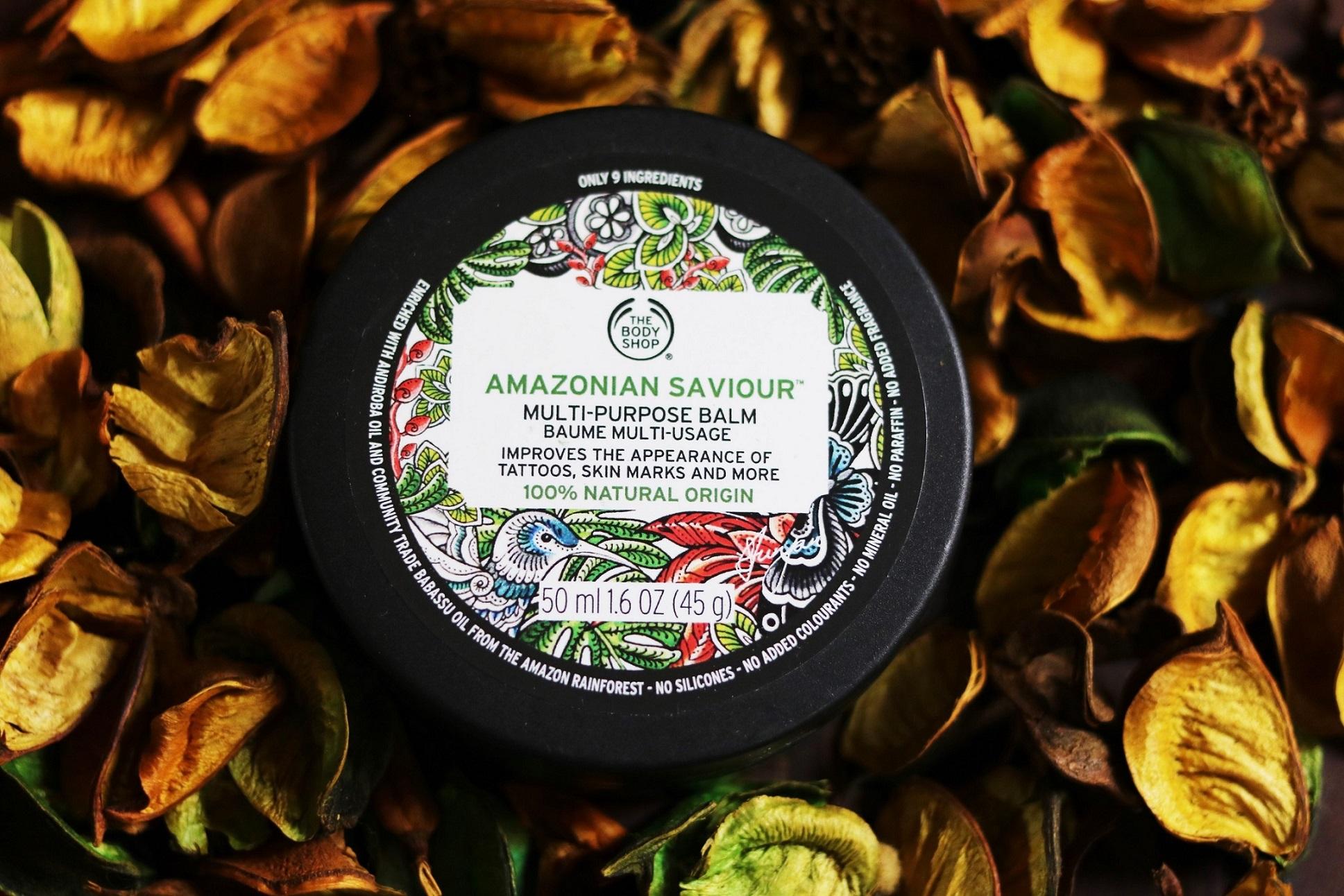 The Body Shop Amazonian Saviour Multi-Purpose Balm