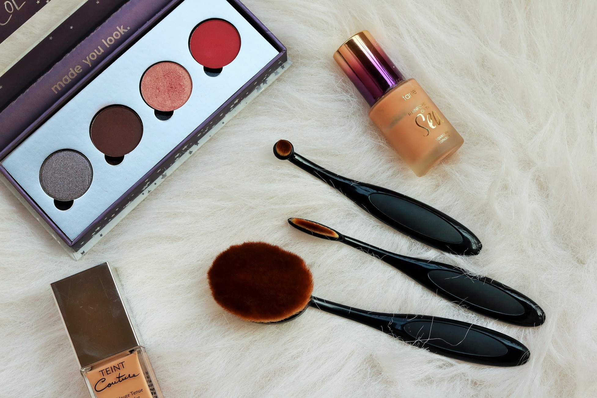 Wise She Oval Makeup Brushes