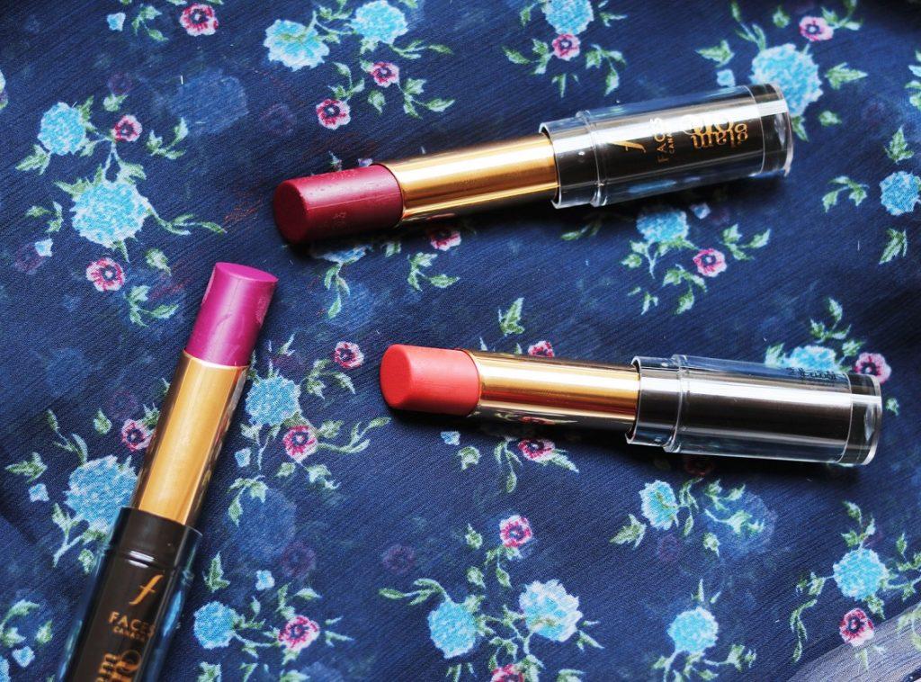 Faces Glam On Velvet Matte Lipstick