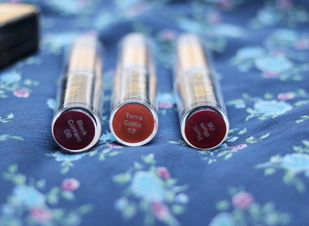 Faces Glam On Velvet Matte Lipsticks