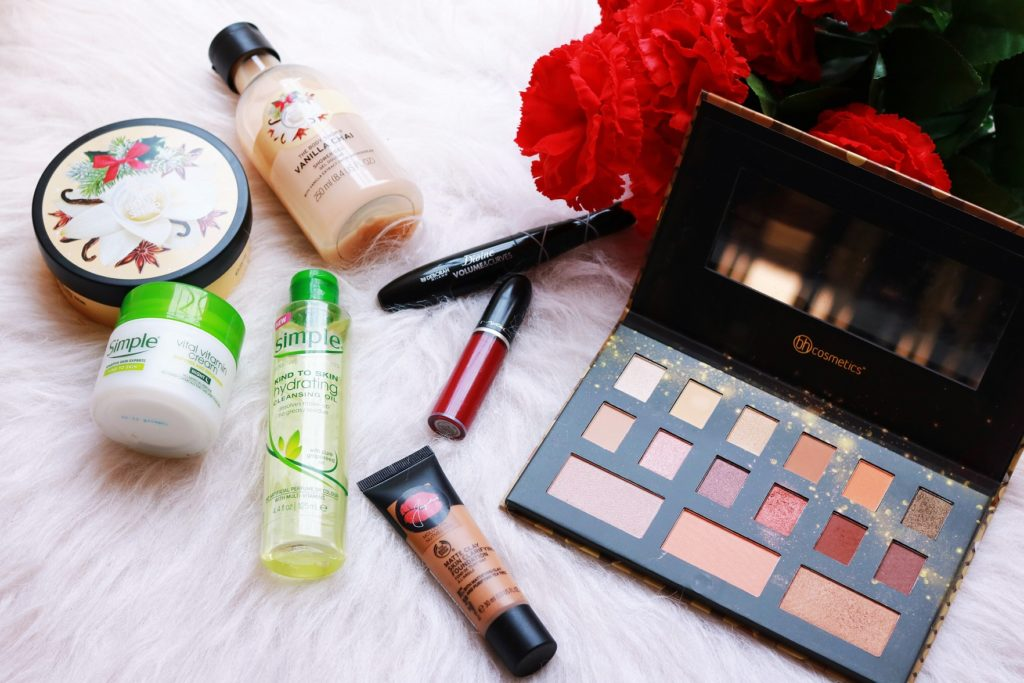 January 2018 Beauty Favourites
