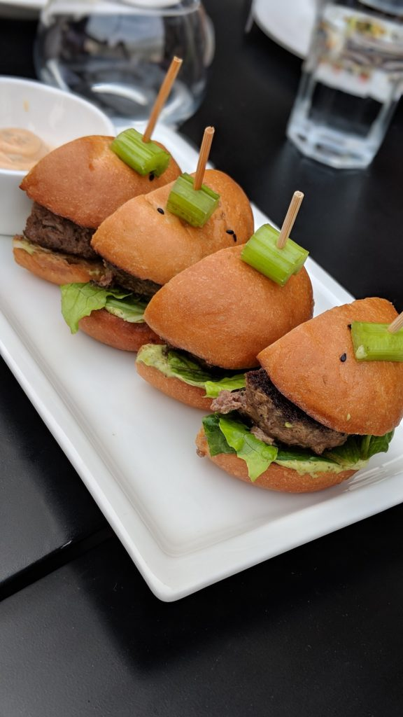 Mutton Sliders