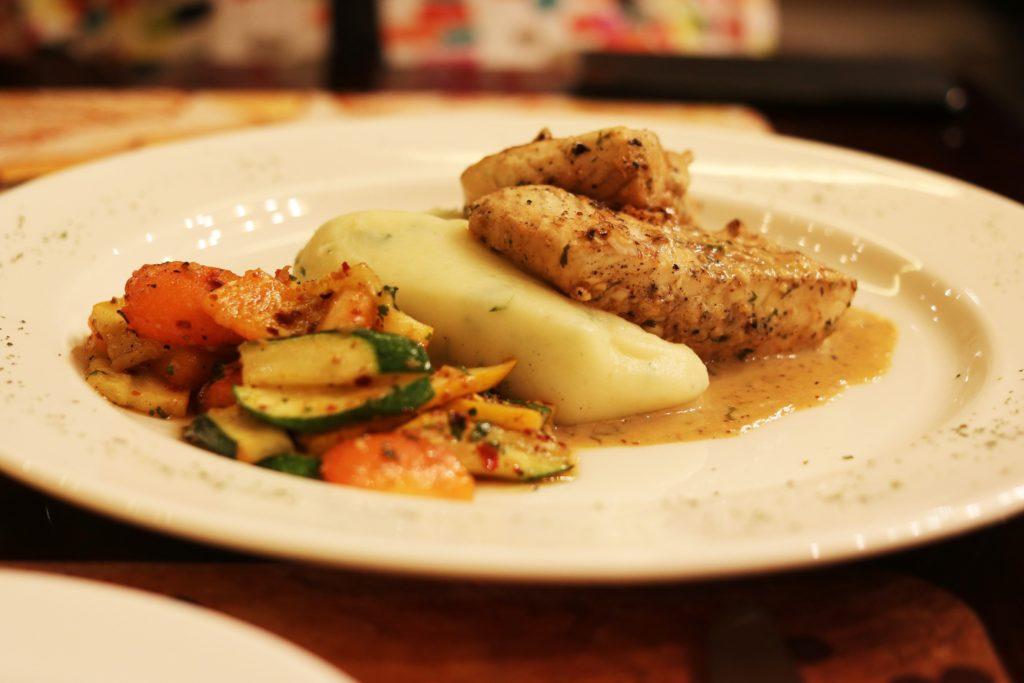 Pesce E Mostarda Salsa