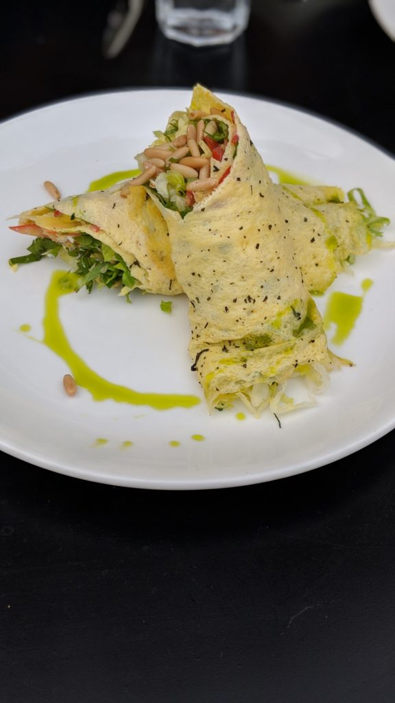 Skinny Omelette