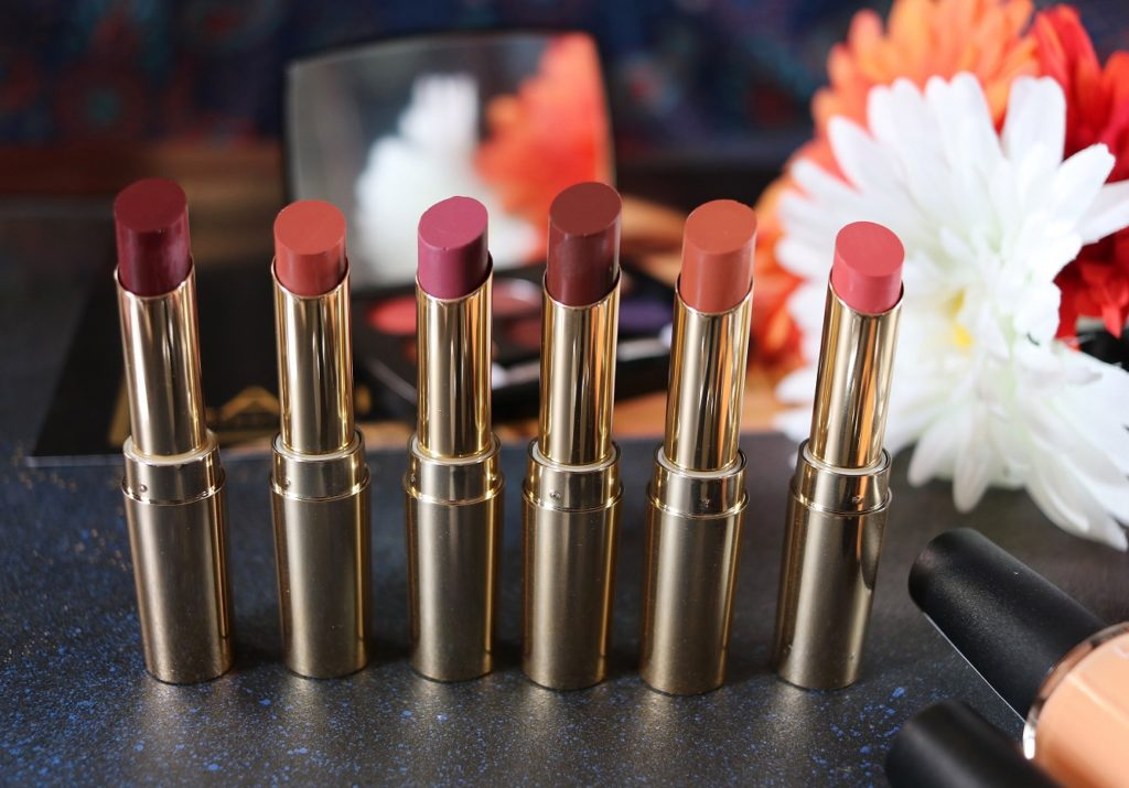 Lakme Absolute Reinvent Nude Argan Oil Lip Colors