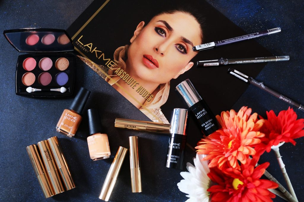 Lakme Absolute Reinvent Nudes Collection