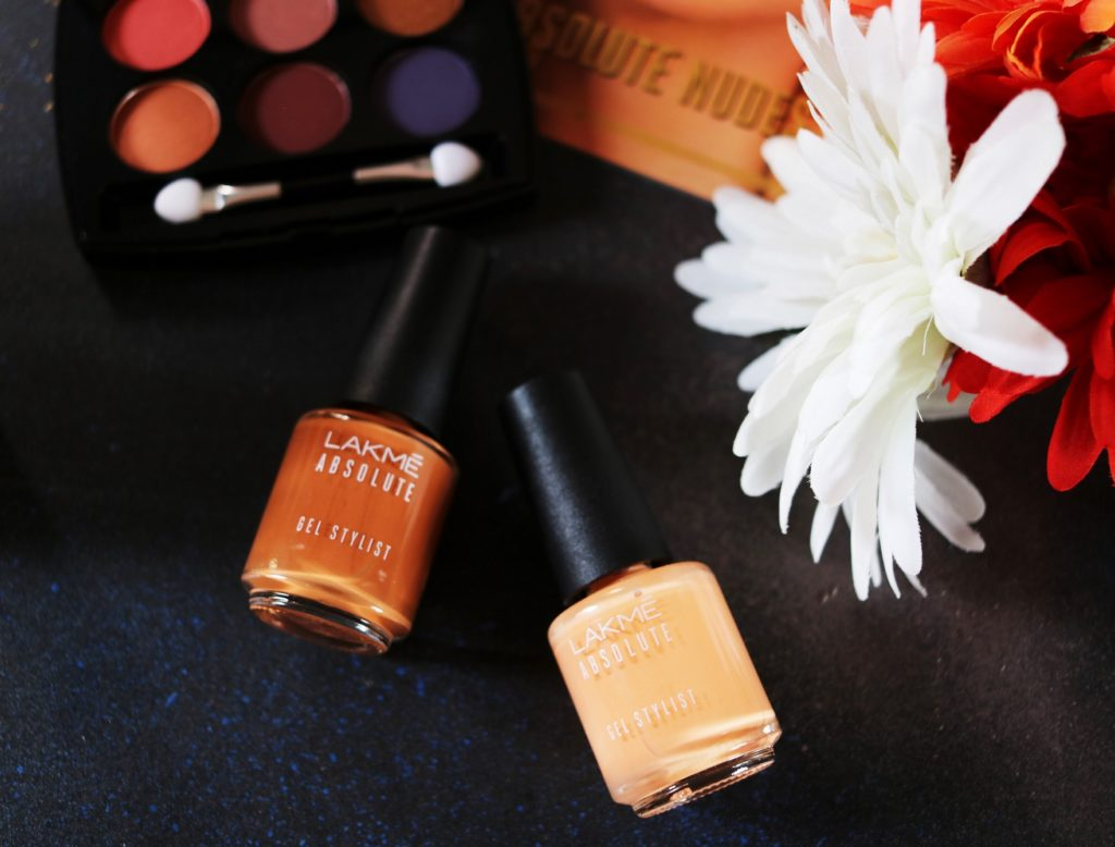 Lakme Absolute Reinvent Nudes Gel Stylist Nail Colors