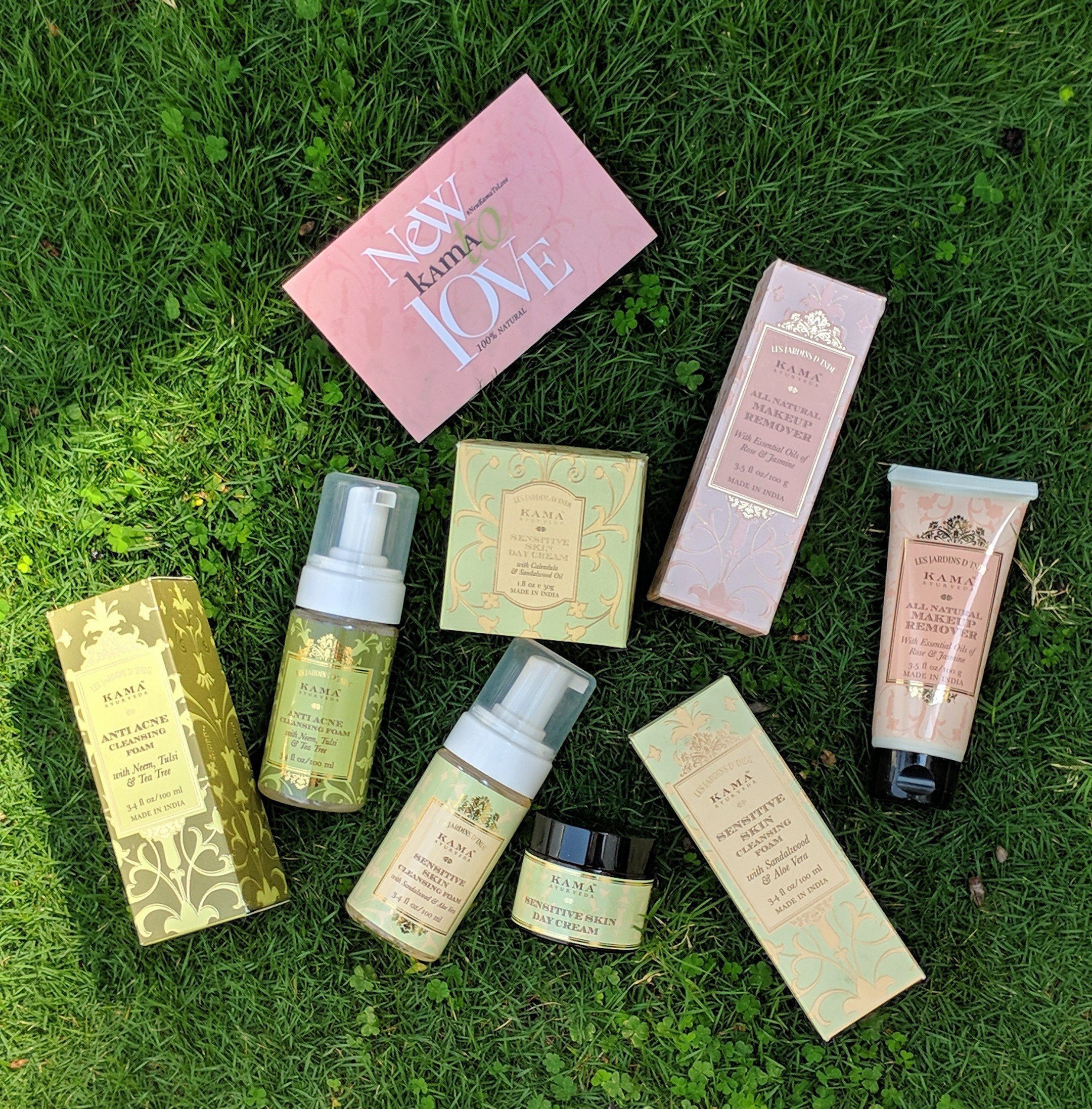 Kama Ayurveda New Launches