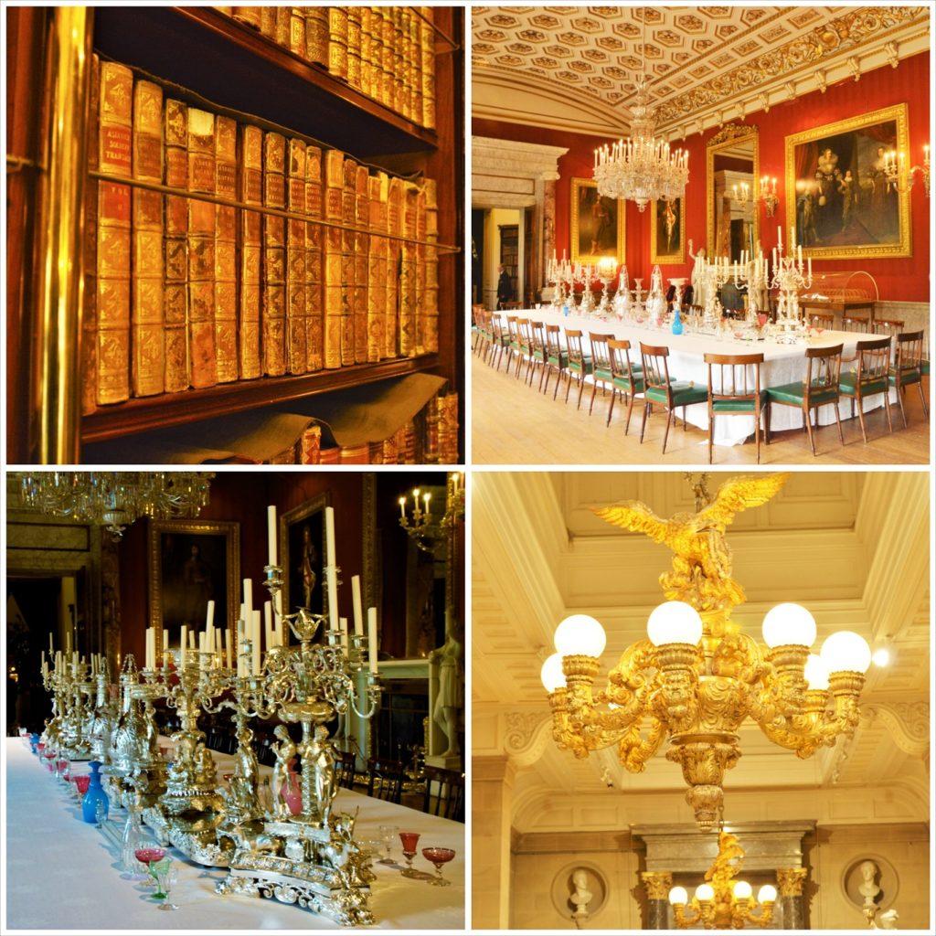 Inside Chatsworth House