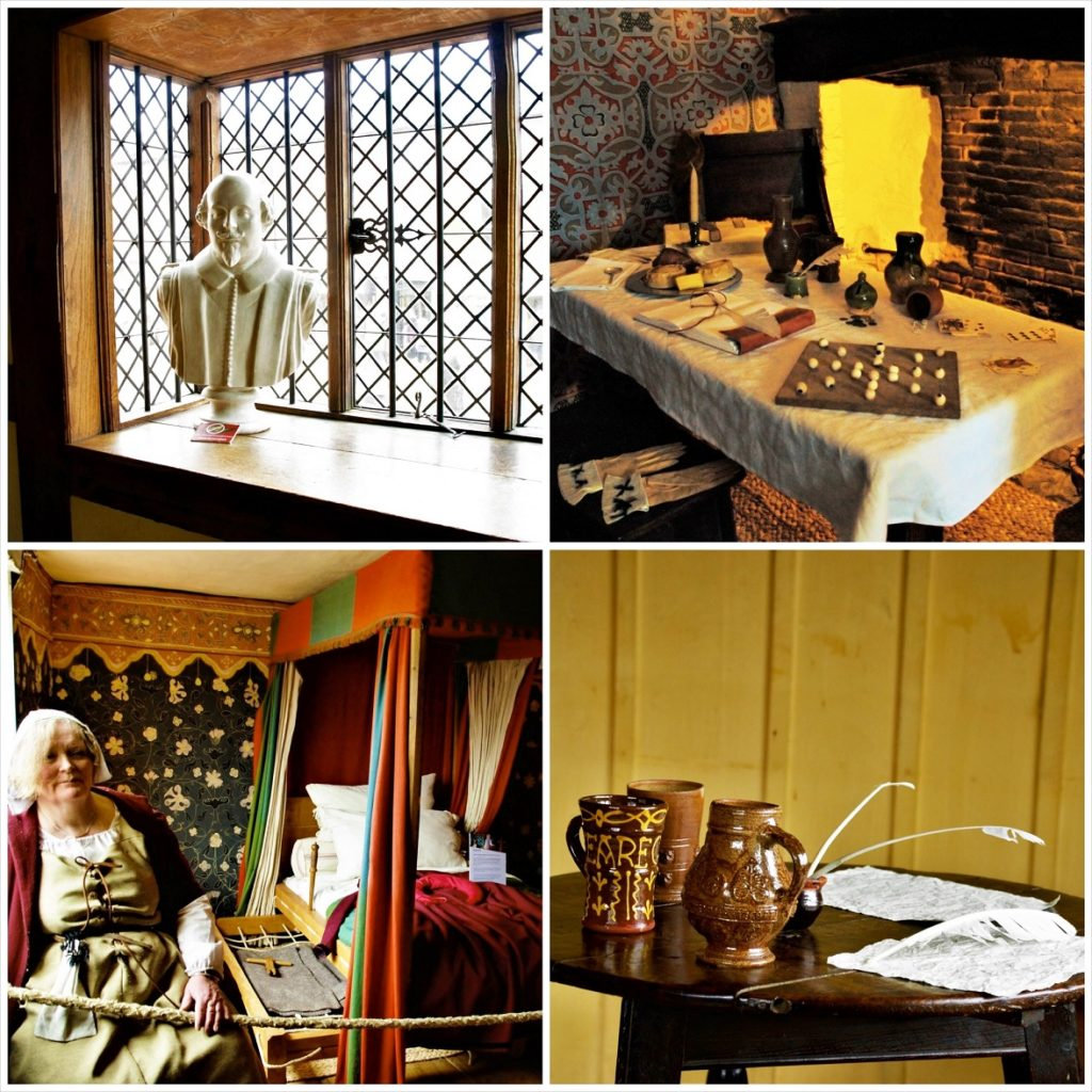 Inside Shakespeare's Birthplace