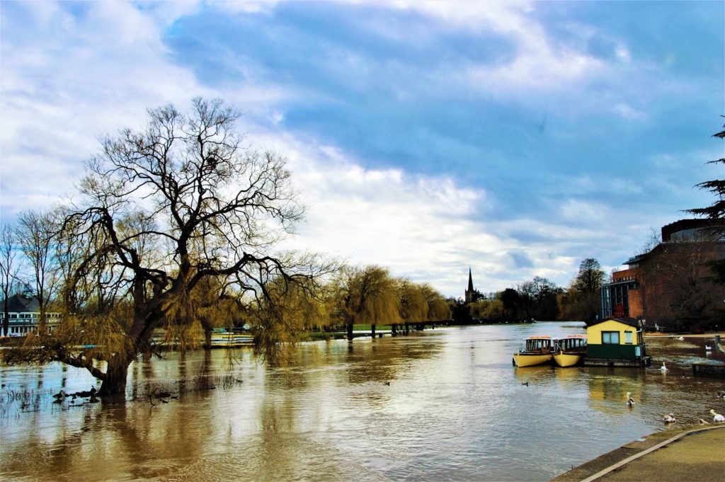 River Avon, Stratford-upon-Avon