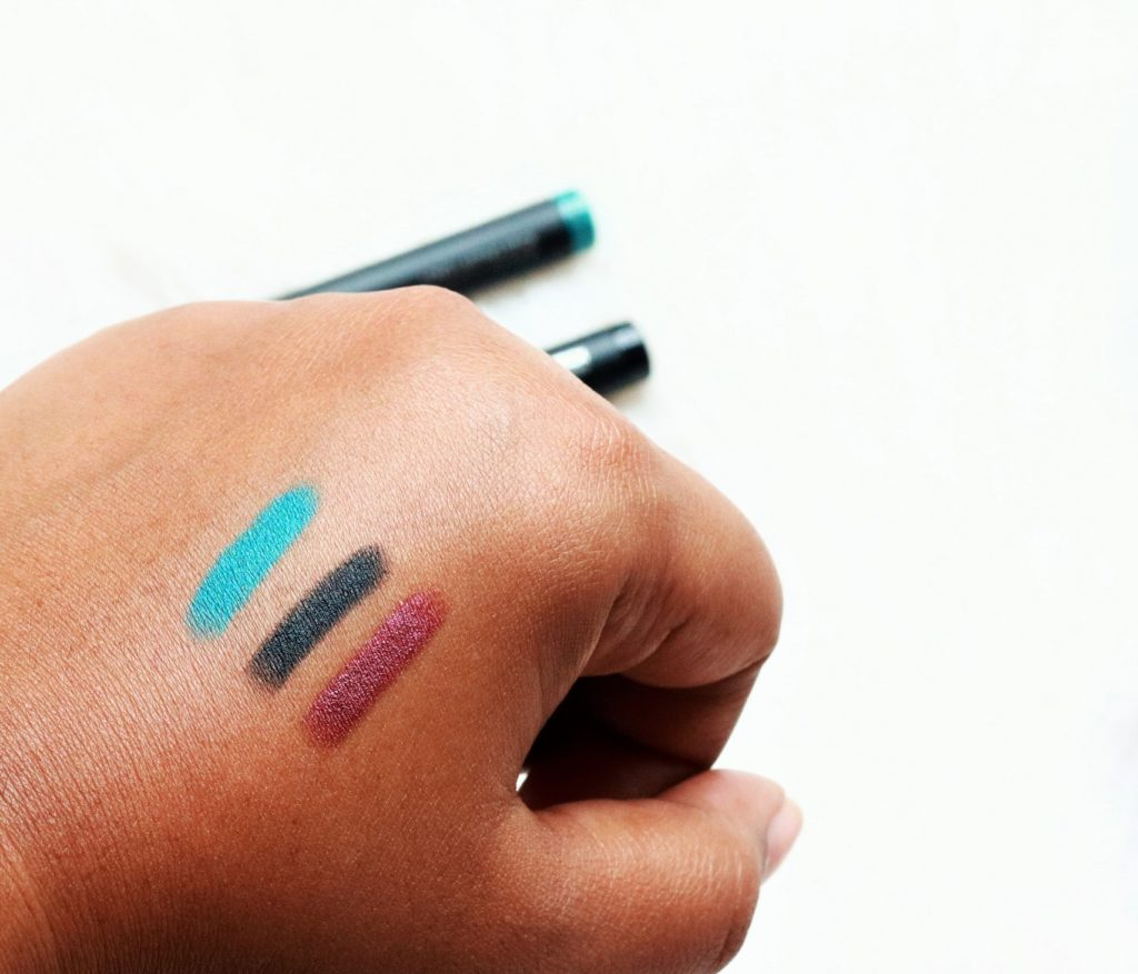 Kiko Milano Long Lasting Eye Shadow Swatches