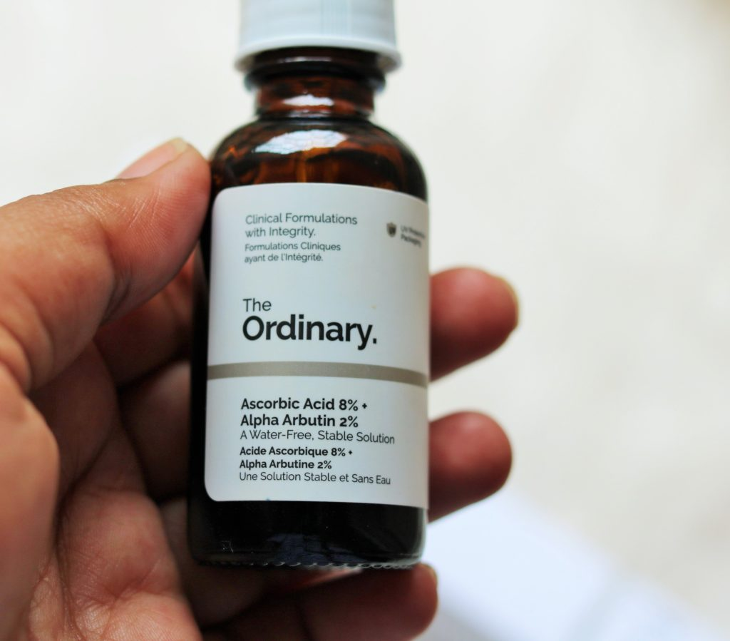 The Ordinary Ascorbic Acid