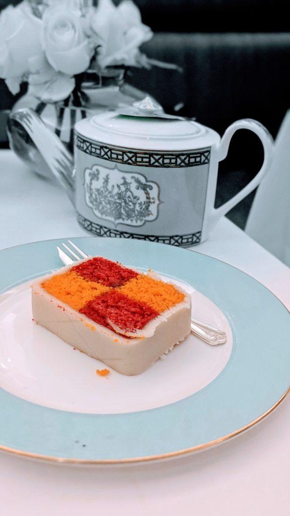 Fortnum & Mason Battenberg Cake