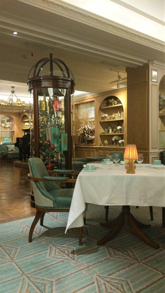 Fortnum & Mason Diamond Jubilee Tea Salon