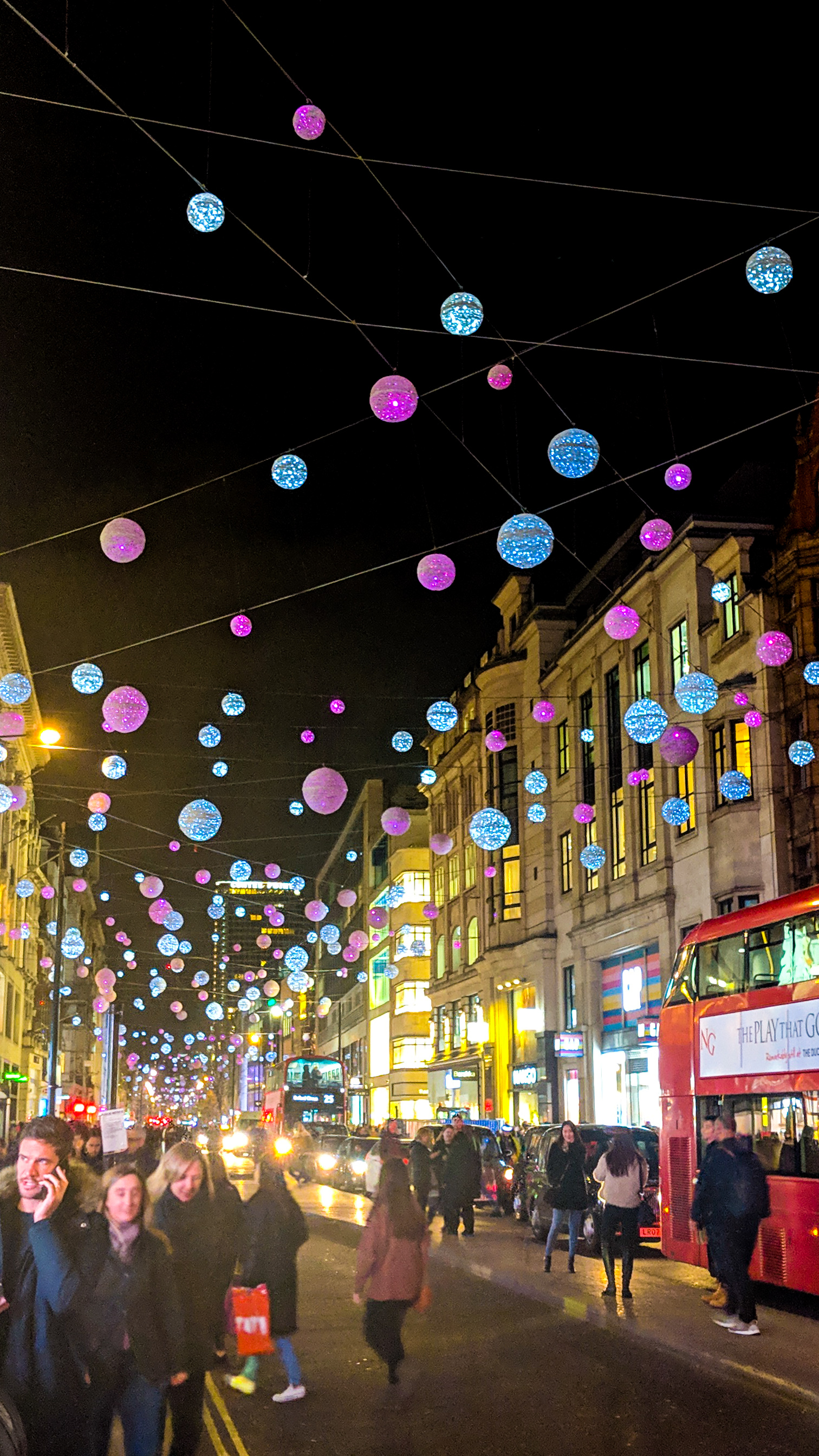 Regent Street Christmas 2018