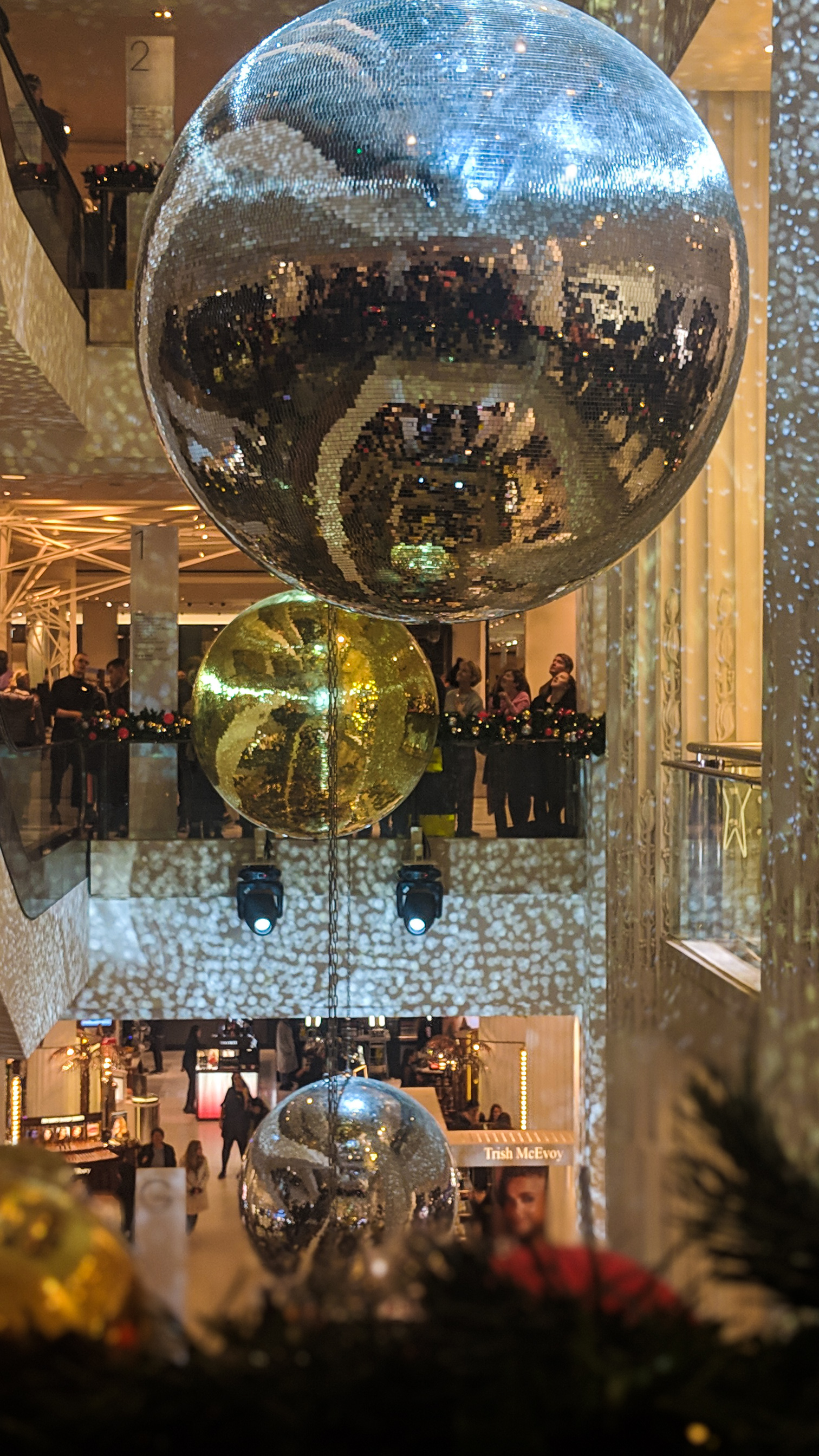 Selfridges Christmas 2018