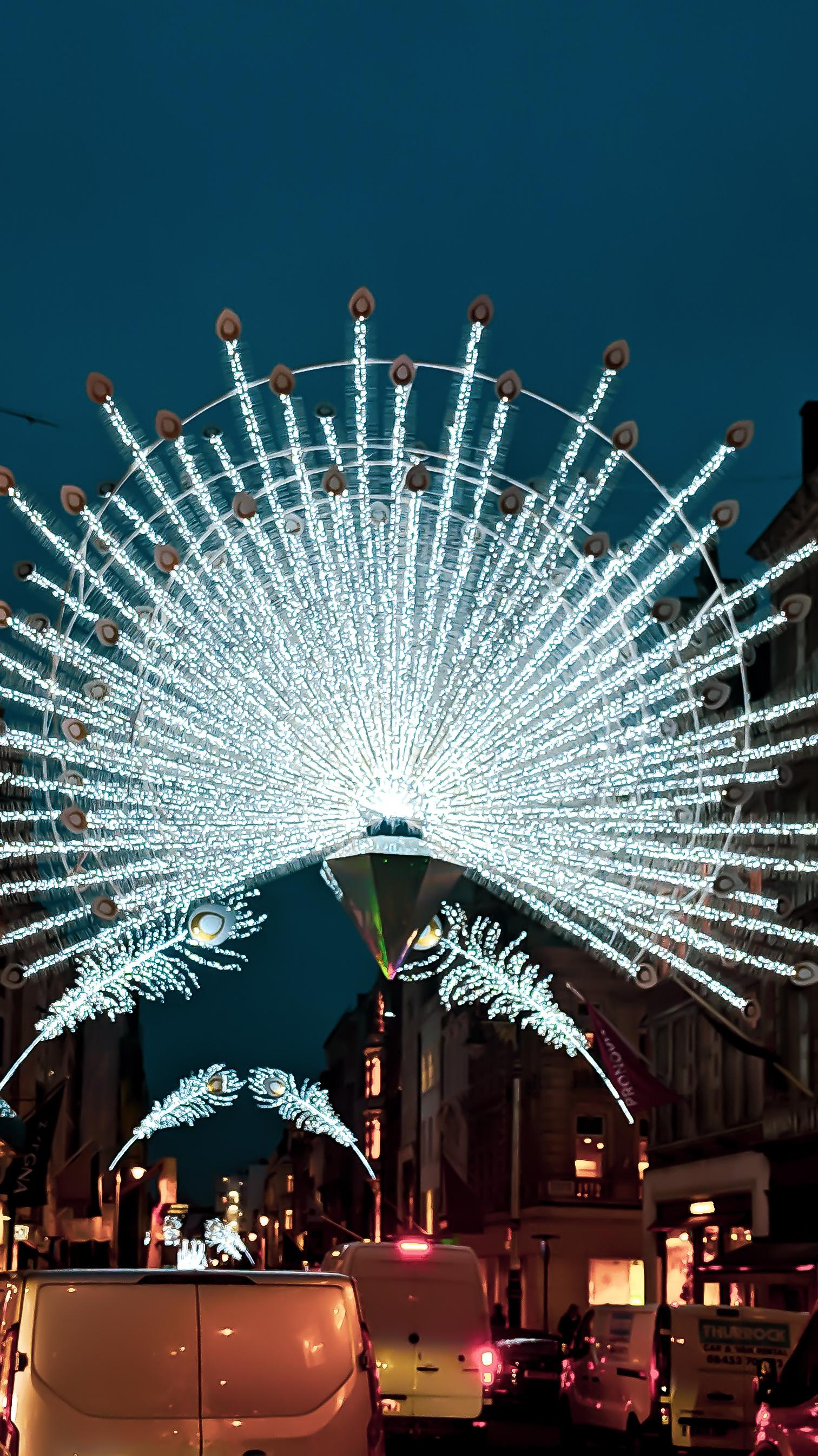 Bond Street Christmas 2018