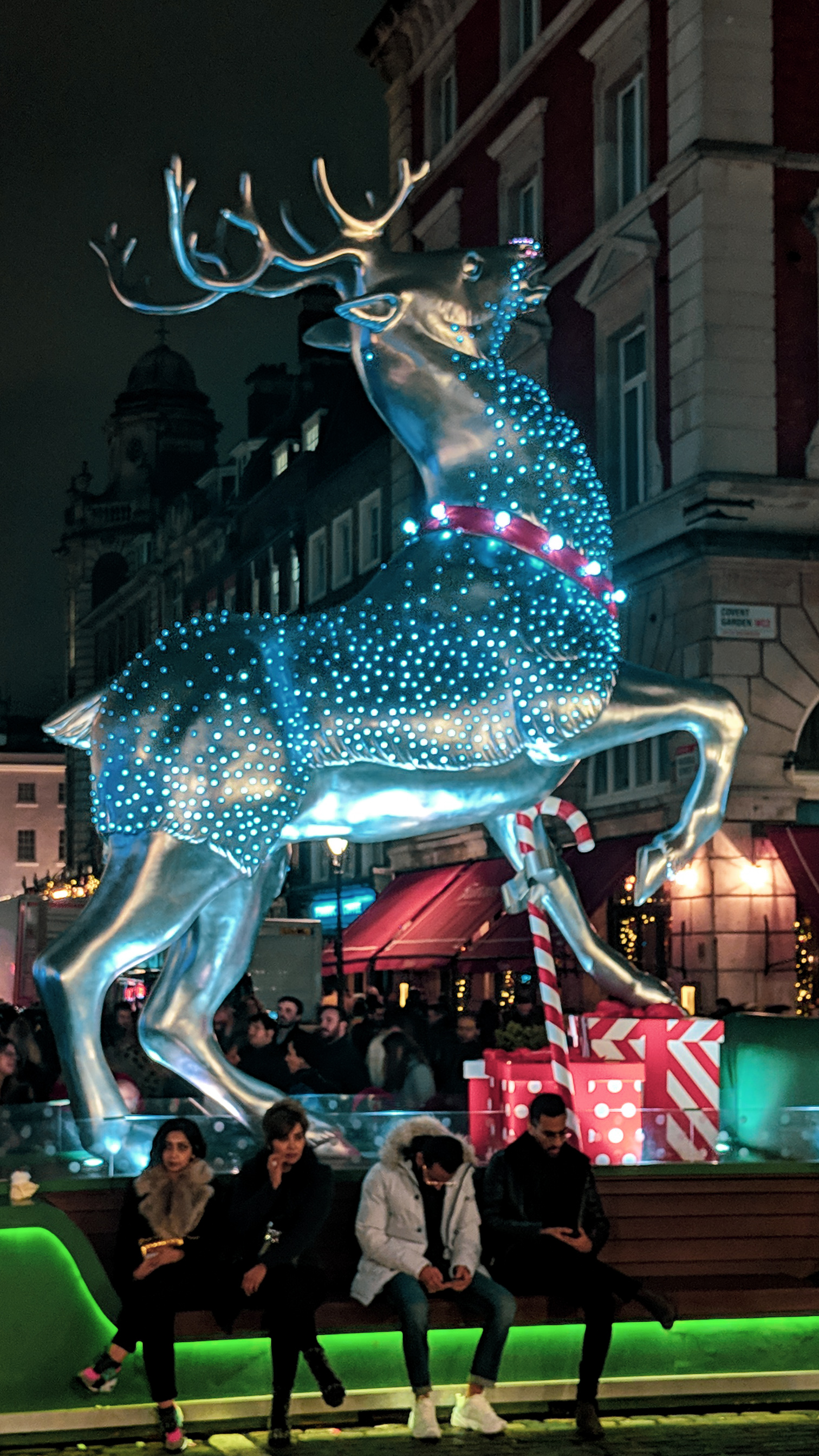 Covent Garden Christmas 2018