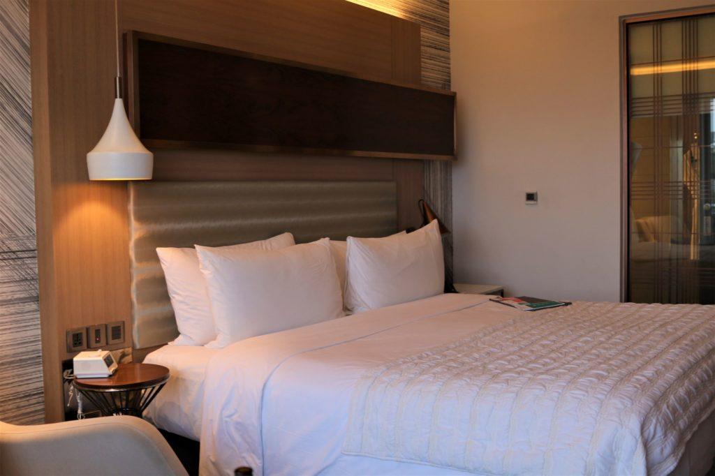Le Meridien Goa Room